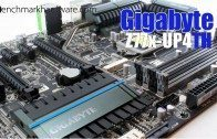 Gigabyte Z77X-UP4TH Unboxing y vista previa