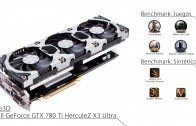Inno3D iChill GeForce GTX 780 Ti HerculeZ X3 Ultra – Unigine Valley Benchmark