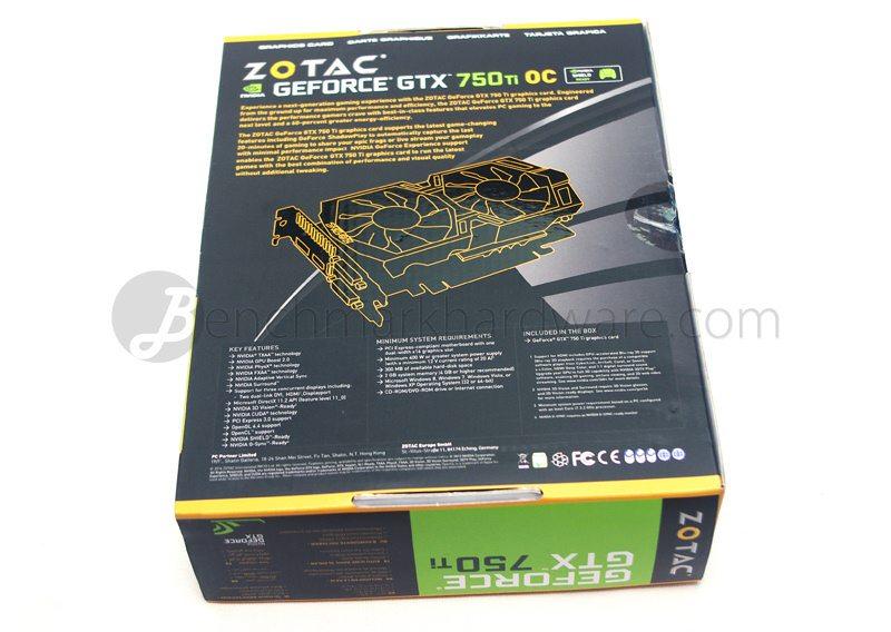 Zotac GTX 750 Ti