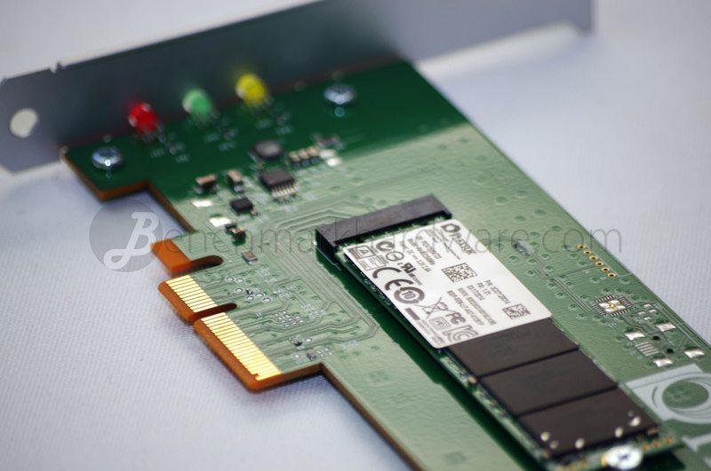 PCIe SSD Plextor M6e