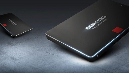 Samsung SSD 850 PRO – Unboxing