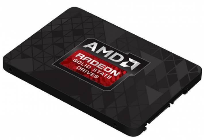 AMD se introduce en el mercado del SSD con su SSD AMD Radeon R7