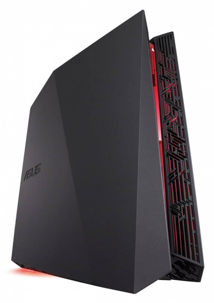 ASUS anuncia su ordenador compacto orientado al gaming, el ROG G20