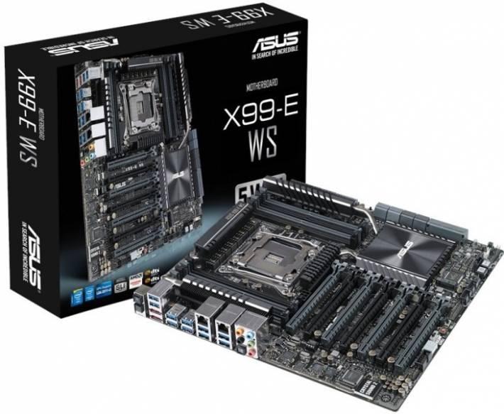 ASUS anuncia su apuesta de placa base Workstation para el socket 2011-3