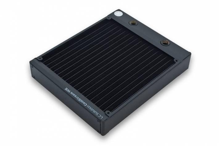 EK lanza una nueva serie de radiadores con medidas de 180mm