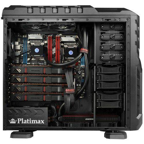 Enermax anuncia su nueva caja Full-Tower, la Thormax GT