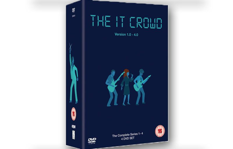The IT Crowd: Serie Completa
