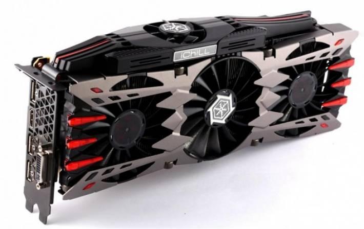 Inno3D muestra la GTX 980, con un nuevo cooler