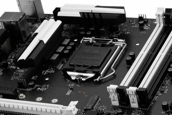 MSI lanza una versión en blanco y negro de su placa base MSI Z97 SLI, la Krait Edition