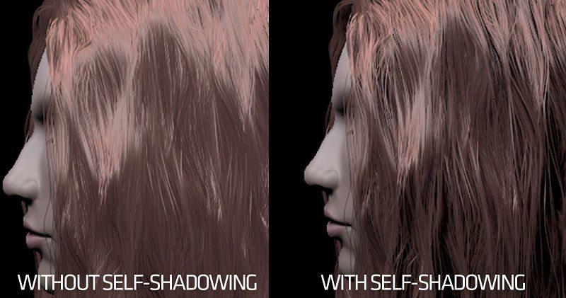 AMD lanza su nueva tecnologia TressFX Hair 2.0