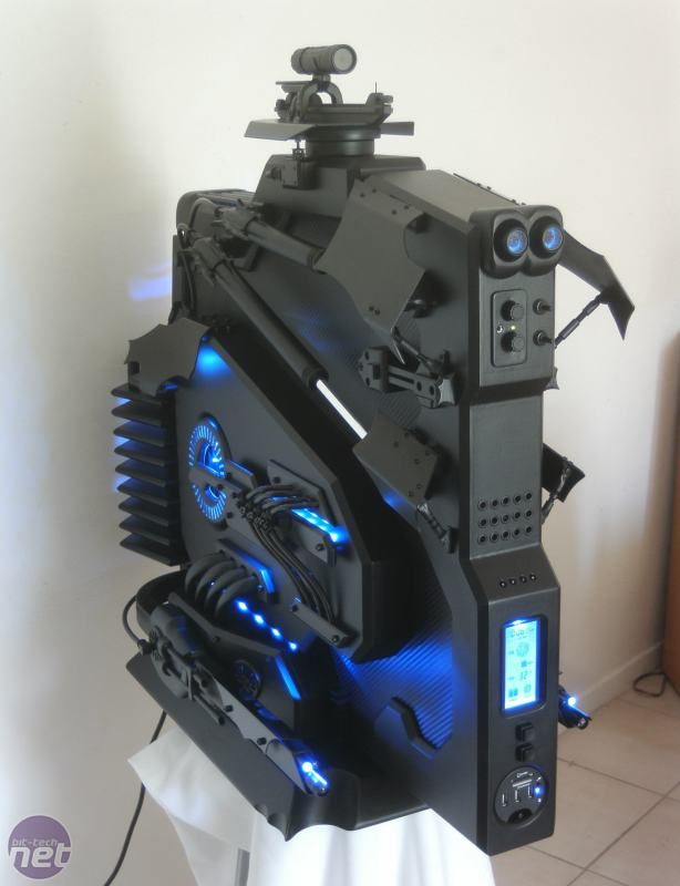 Bit-Tech MOTY 2014 - The Dark Knight por abbas-it
