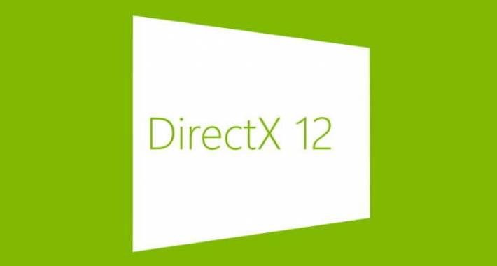 DirectX 12 aparecerá con Windows 10