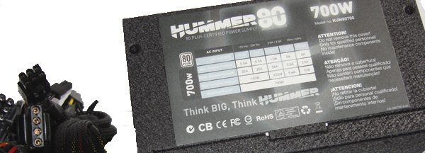 NOX Hummer 80 – Review
