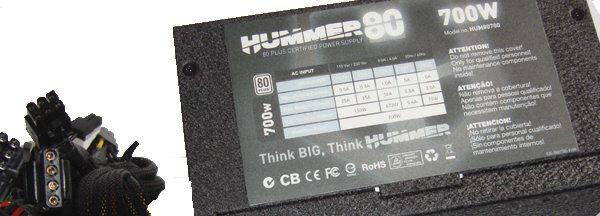 NOX Hummer 80 – Review