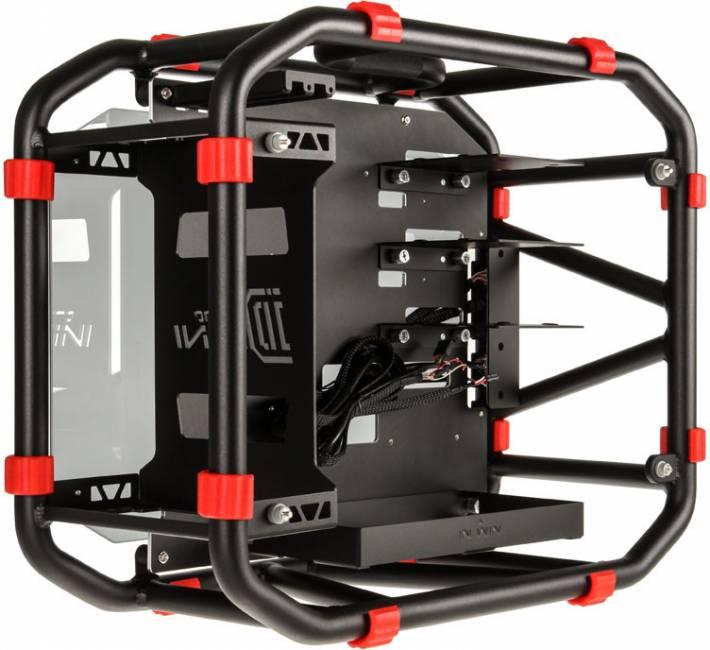In Win anuncia su nuevo chasis Mini-ITX, la D-Frame Mini