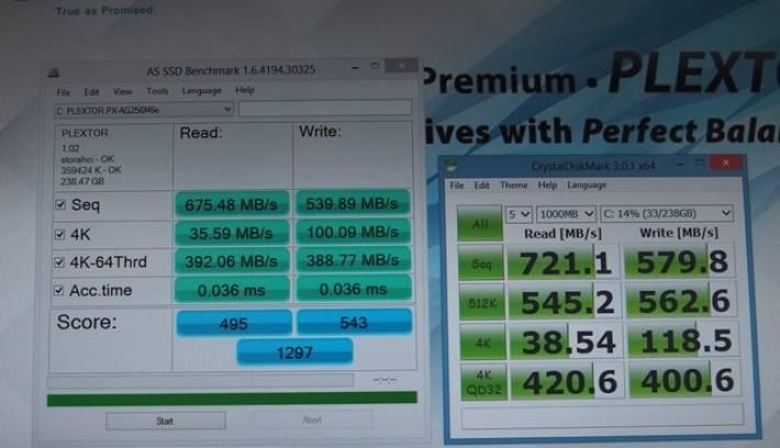 Plextor M6 PRO con PlexTurbo establece un nuevo estándar  ultrarrápido para el rendimiento de un SSD SATA