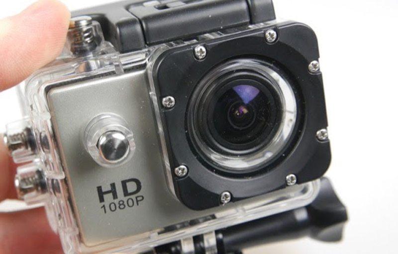 Videocámara de Acción SJ4000