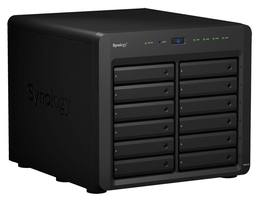 Synology presenta RackStation RS815+, RS815RP+, y DiskStation DS2415+