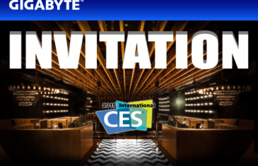 Ces 2015 Gigabvyte