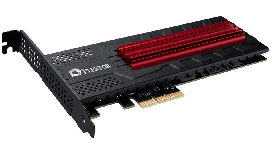 Plextor SSD M6e Black Edition de alto rendimiento con la nueva utilidad de caché SSD inteligente PlexTurbo 2.0