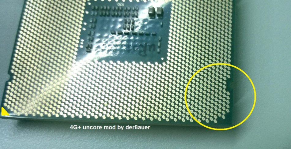 Overclocking a 4,5GHz con Intel Haswell-E