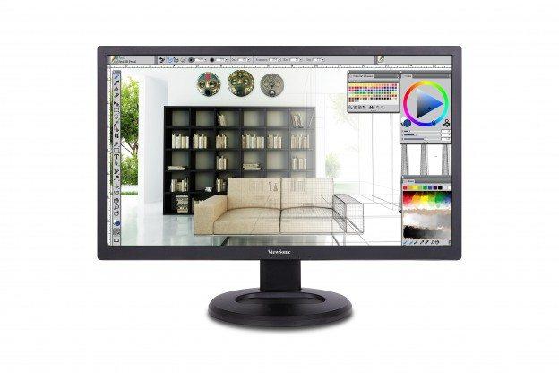 ViewSonic presenta un nuevo monitor 4K para empresas
