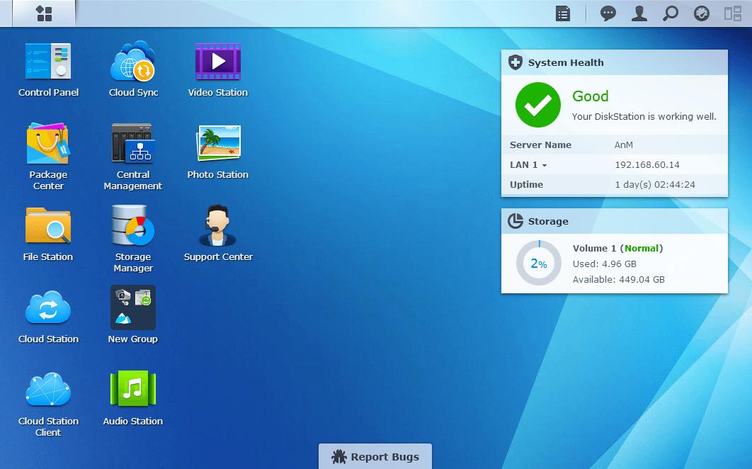 Synology anuncia el lanzamiento oficial de DiskStation Manager 5.2