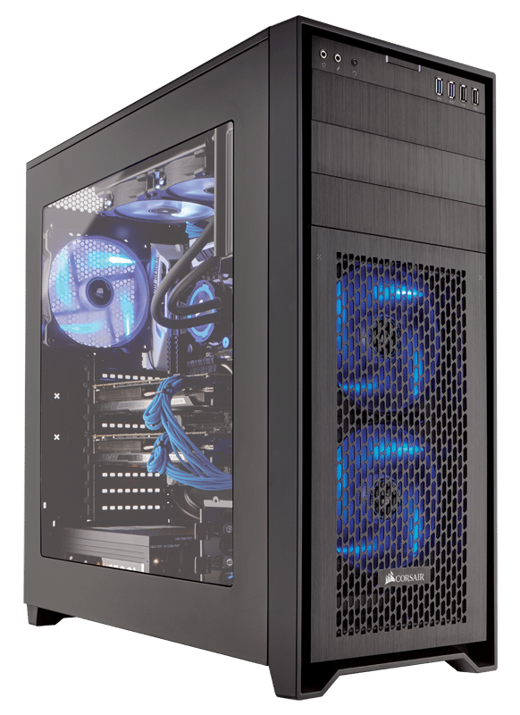 Obsidian Series 750D Airflow Edition