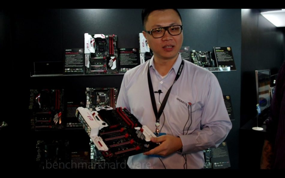 Computex 2015: Gigabyte muestra sus novedades y sorprende con G1 Gaming Z170X para Skylake
