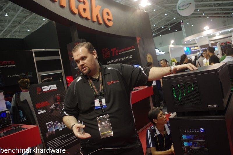Computex 2015: Novedades de Thermaltake y su nuevo cambio de look
