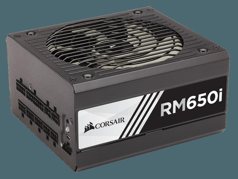 Las nuevas fuentes de alimentación para PC RMi Series de Corsair ofrecen la eficacia, el funcionamiento silencioso y los niveles de personalización de 80 Plus Gold a los entusiastas del PC