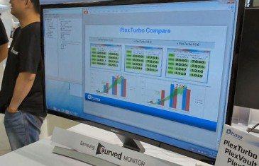 Computex 2015: Plextor le da una capa de pintura a su PCIe y muestra nuevo software con toque de riesgo