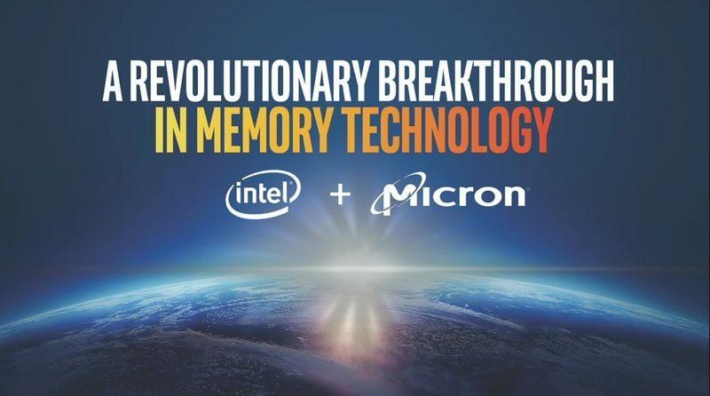Intel y Micron presentan la próxima generación de memorias