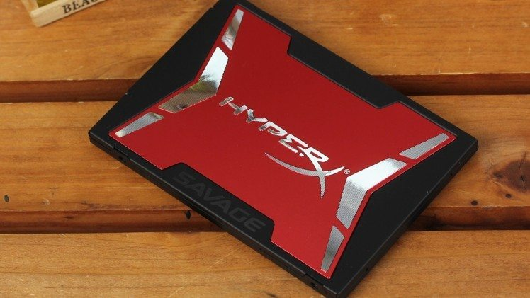 HyperX Savage 240Gb – Unboxing