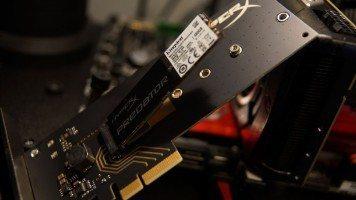 HyperX Predator M.2 PCIe x4 – Análisis
