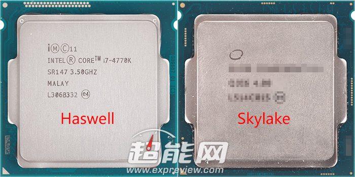 Fecha de lanzamiento de los Skylake Core I5, I3 y Pentium