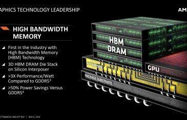 AMD empezó con el desarrollo de HBM hace una década - benchmarkhardware