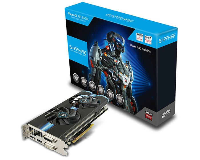 AMD lanza la Radeon R9 370x