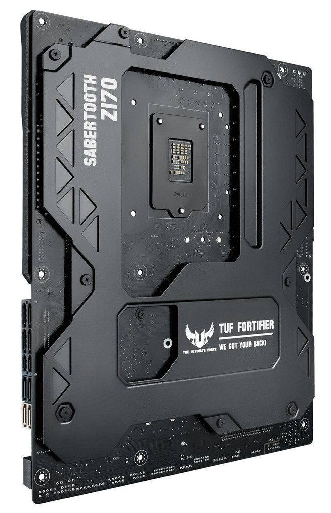 ASUS anuncia la placa base TUF Sabertooth Z170 Mark 1 - benchmarkhardware 2
