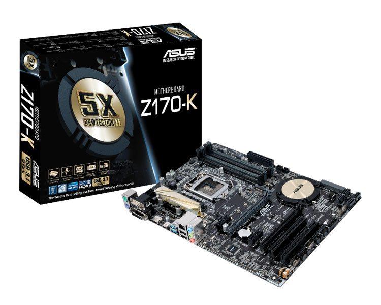 ASUS presenta sus placas base z170 - benchmarkhardware 8