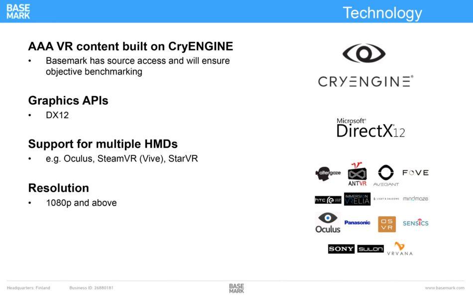 Basemark y Crytek están desarrollando un nuevo Benchmark para Realidad Virtual - benchmarkhardware 1