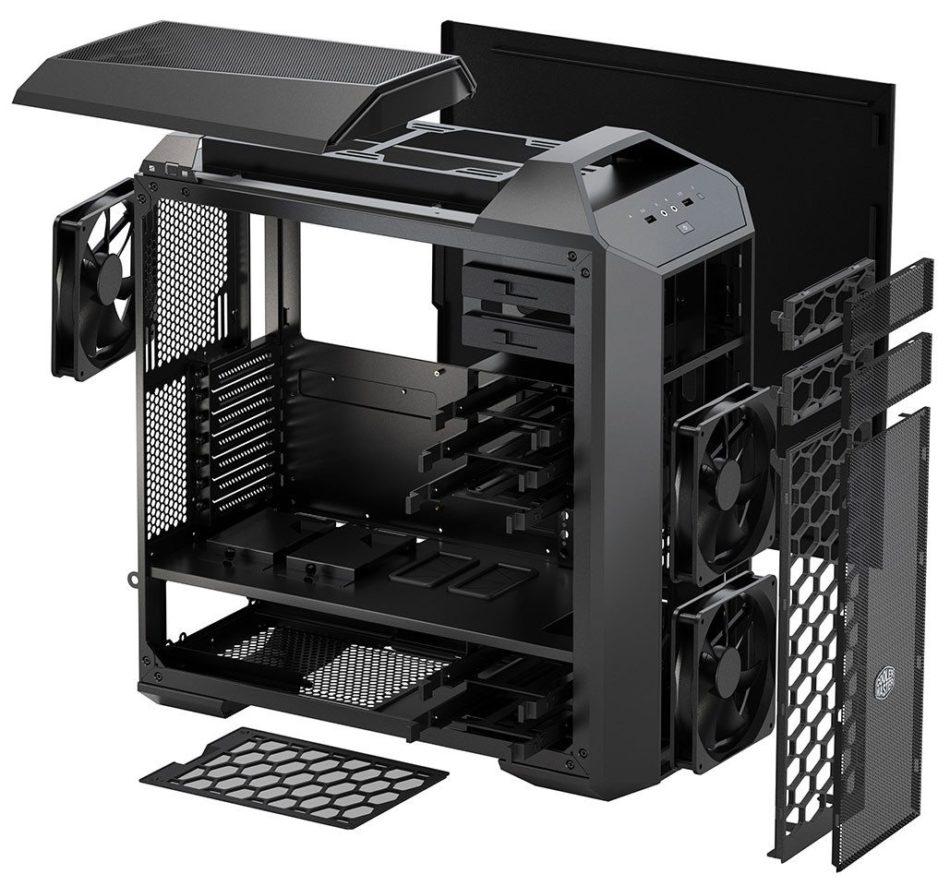 Cooler Master lanza la Mastercase 5 y Pro 5 - benchmarkhardware 1