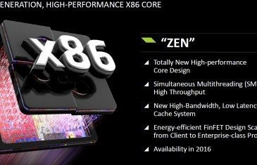 Detalles sobre los procesadores AMD Zen - benchmarkhardware