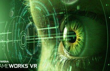Disponible el kit de desarrollo de software GameWorks VR - benchmarkhardware
