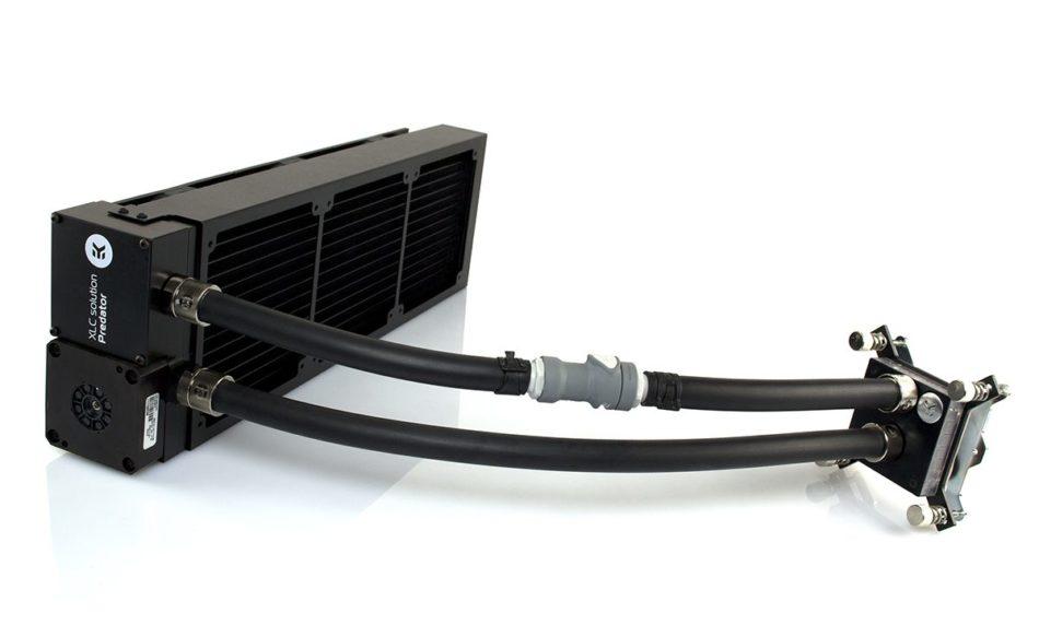 EK-Predator el nuevo estándar para la refrigeración líquida AIO - benchmarkhardware