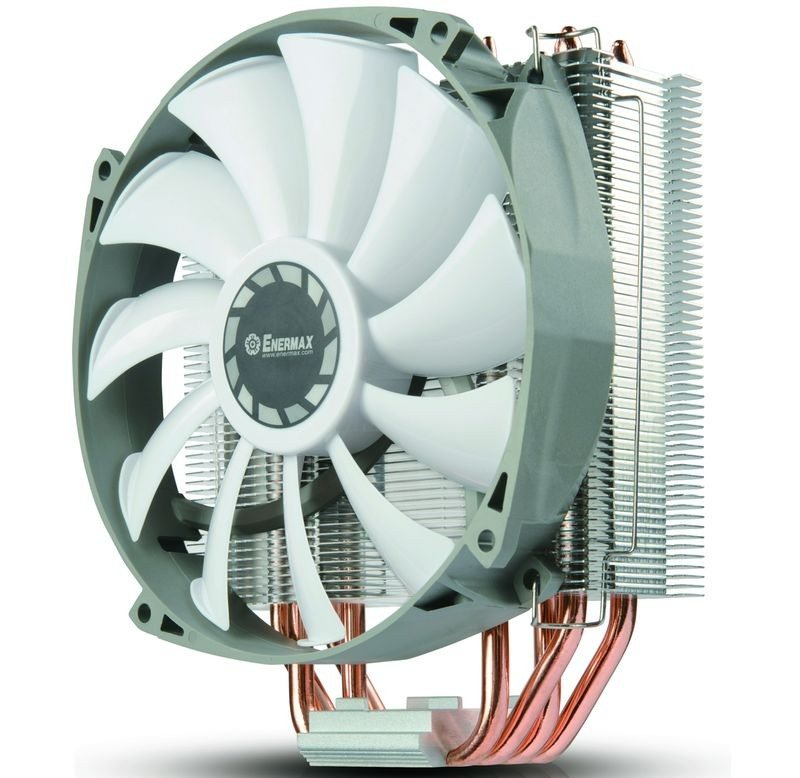 Enermax lanza los disipadores ETS-T40F - benchmarkhardware 2