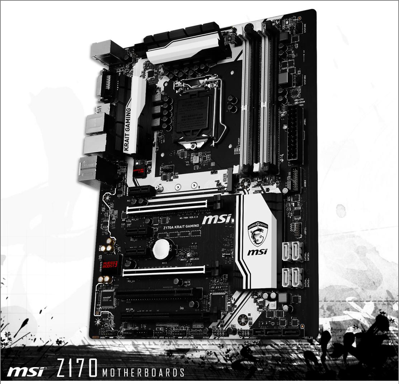 MSI anuncia sus placas base Z170 GAMING - benchmarkhardware 2