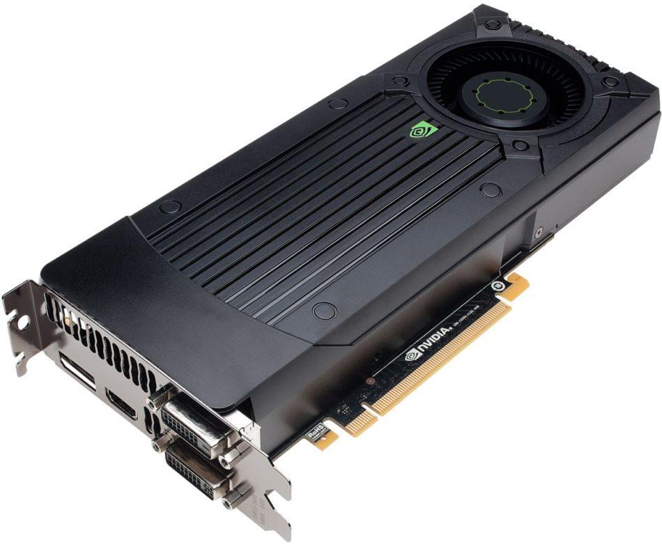 NVIDIA GTX 950 Ti en desarrollo