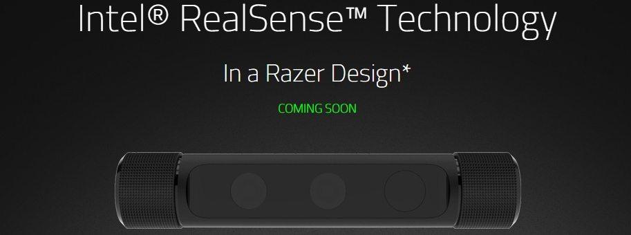 Razer e Intel traen la cámara REALSENSE - benchmarkhardware