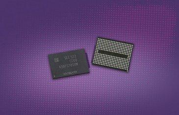 Samsung comienza la producción en masa de 3D V-NAND Flash a 256-Gigabit - benchmarkhardware